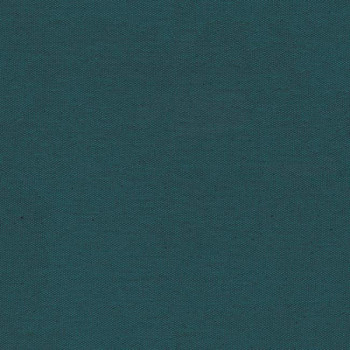 Tissu toile coton bleu canard 280 cm