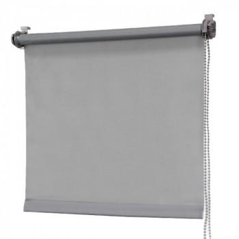 Store enrouleur tamisant gris 90 x 180 cm
