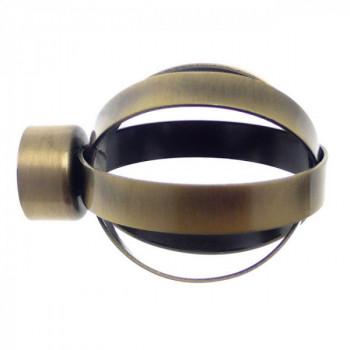 Embout OLYMPE Imalia bronze 28 mm