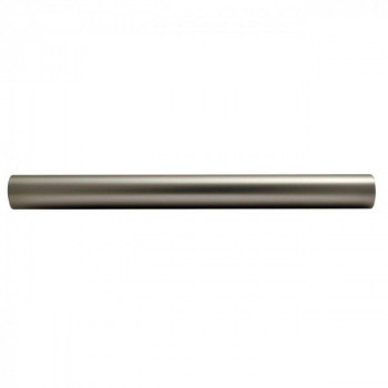 Barre ZEN nicke givré 150 cm D28mm
