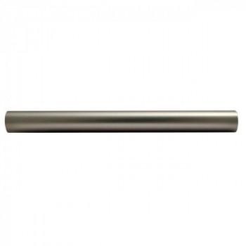 Barre ZEN nicke givré 200 cm D28mm