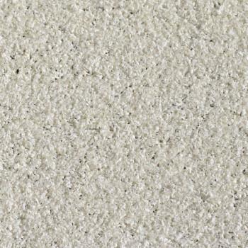 Gazon synthétique blanc 7mm en 2 mètres