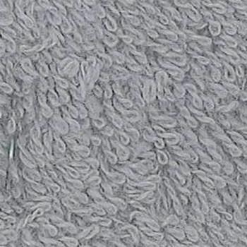 Tissu éponge gris 155 cm