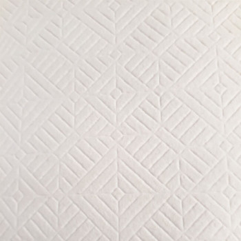 Sous nappe blanc 155 cm