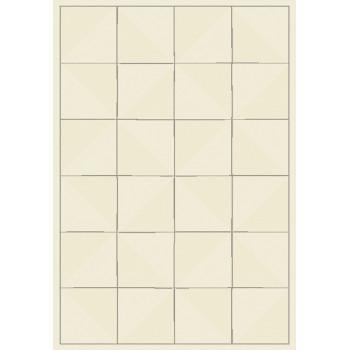 Tapis blanc 120 x 170 cm