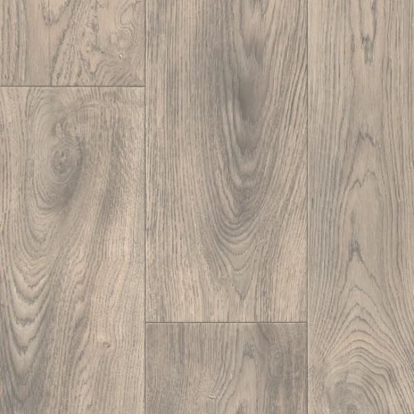 Sol PVC décor bois cendré