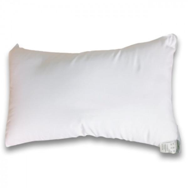 Coussin rectangle neutre blanc 30x50 cm
