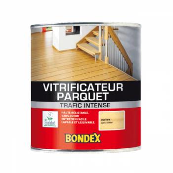 Vitrificateur Bondex spécial parquet incolore satin 0,75 L