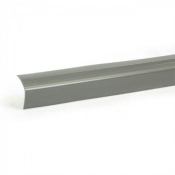 Nez de marche gris 65 mm / 40 mm x 170 cm