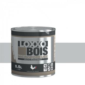 Peinture LOXXO bois télégris satin 0.5L