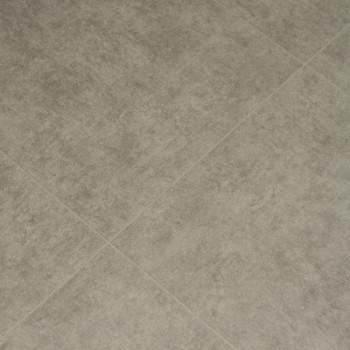 Sol PVC carreaux gris