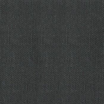 Tissu coton émerisé anthracite