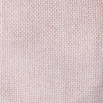 Tissu effet chiné rose poudré 150 cm