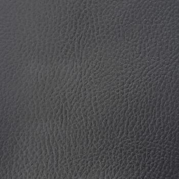 Skaï noir 140 cm