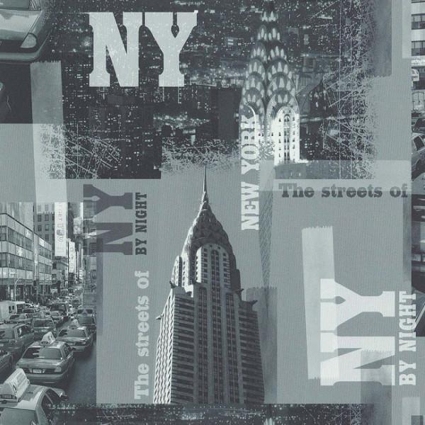 Papier peint Street New-York