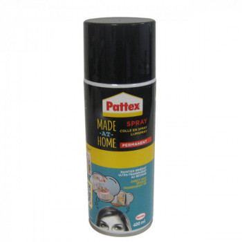 Colle en spray permanente PATTEX