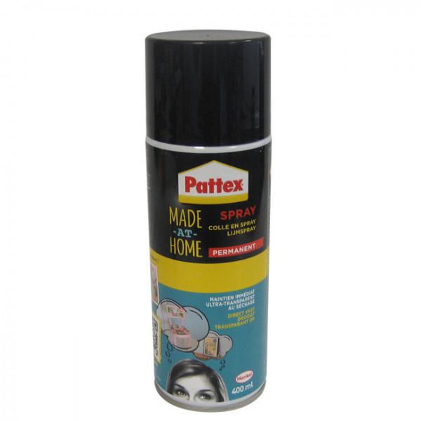 Colle en spray permanente PATTEX