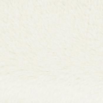 Tissu imitation fourrure Doudou blanc 150 cm