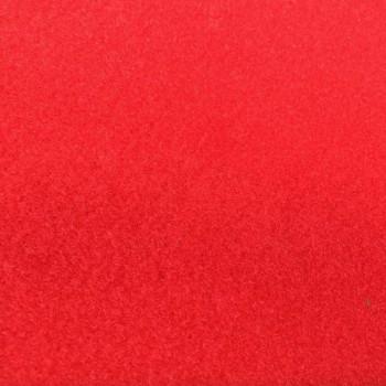 Gazon synthétique Vercors rouge 3.5 mm en 2 mètres