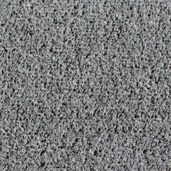 Gazon synthétique gris 7mm en 4 mètres
