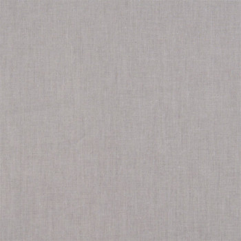 Tissu cretonne uni Gris clair 150 cm
