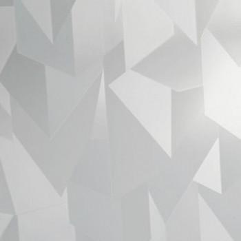 Toile cirée transparente motif géométrique 140 cm
