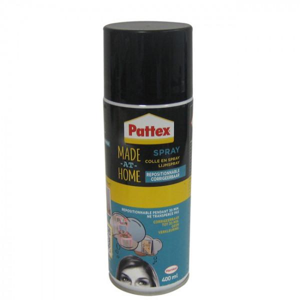 Colle en spray repositionnable PATTEX
