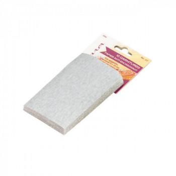 Garniture papier abrasif 120 mm
