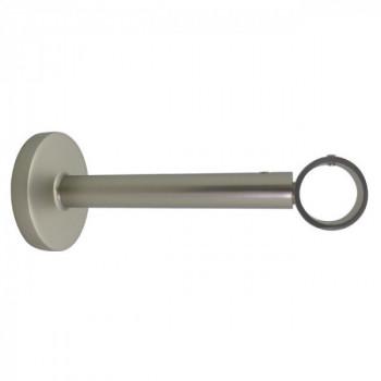 Support ZEN nickel givré 108 - 160 mm D28mm