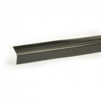 Nez de marche noir 65 mm / 40 mm x 170 cm
