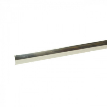 Barre de seuil inox 30 mm x 83 cm