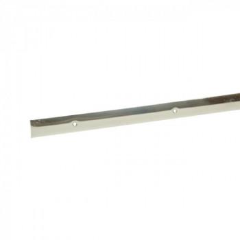 Barre de seuil inox 30 mm x 166 cm