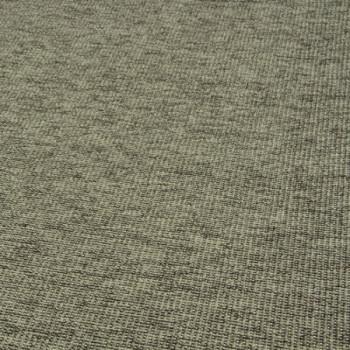 Moquette tissée plat gris anthracite