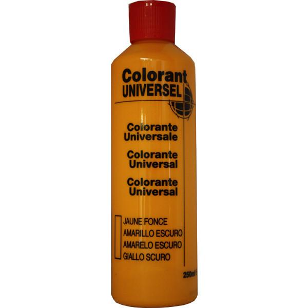 Colorant Universel jaune foncé 250 ml