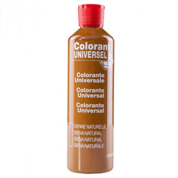 Colorant Universel sienne naturelle 250 ml