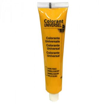 Colorant universel jaune foncé 75 ml