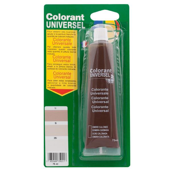 Colorant Universel ombre calcinée 75 ml