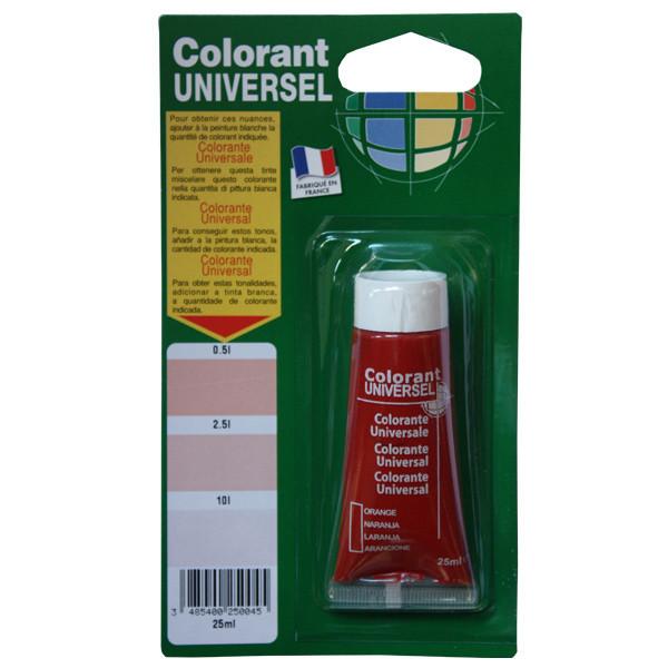 Colorant Universel orange 25 ml