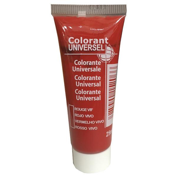 Colorant Universel rouge vif 25 ml