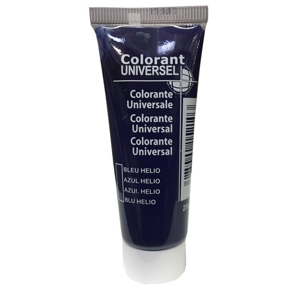Colorant Universel bleu helio 25 ml