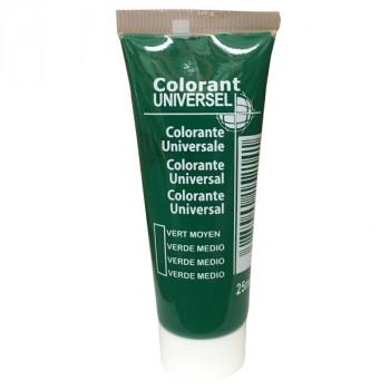 Colorant Universel vert moyen 25 ml