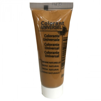 Colorant Universel sienne naturelle 25 ml