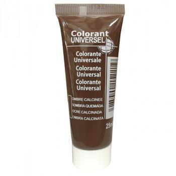 Colorant Universel ombre calcinée 25 ml
