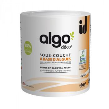 Peinture Algo sous-couche écologique blanc mat 0,5 L