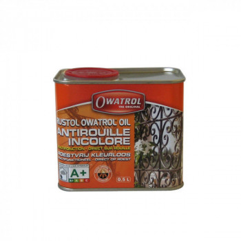 Antirouille OWATROL incolore