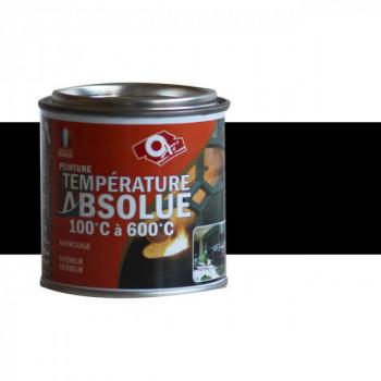 Peinture température absolue noir antirouille