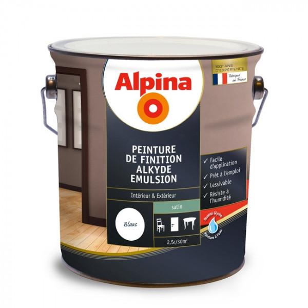 Peinture Alpina murs, plafonds,...