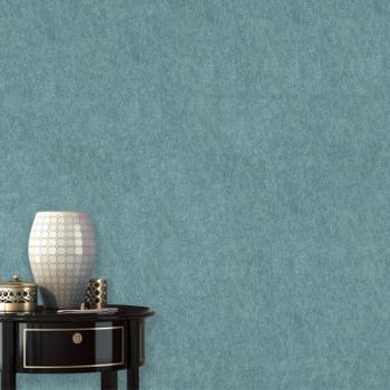 Papier peint intissé grainé Arto Premium bleu pop