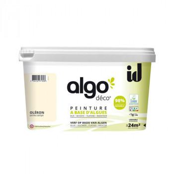 Peinture Algo multi-supports Murs, plafonds et boiseries beige oleron satin 2L