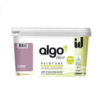 Peinture Algo multi-supports Murs, plafonds et boiseries violet everine satin 2L